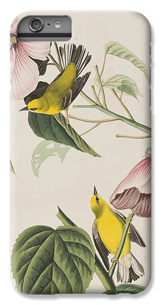 Blue-winged Yellow Warbler  IPhone 7 Plus Case