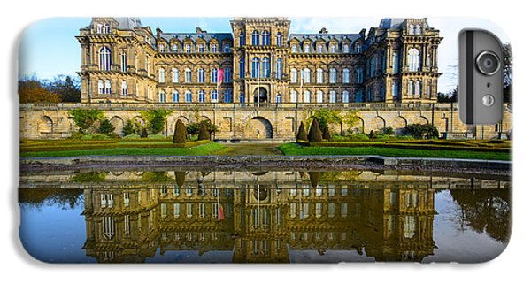 Castle iPhone 7 Plus Case - Bowes Museum by Smart Aviation