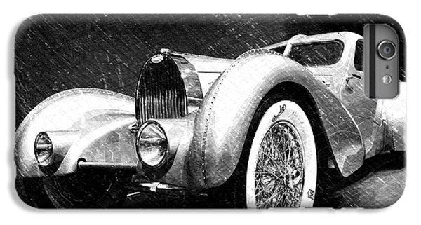 Dick Goodman iPhone 7 Plus Case - Bugatti Type 57 Aerolithe by Dick Goodman