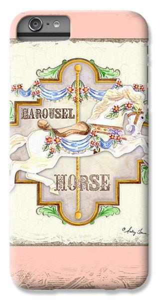 Carousel Dreams - Horse IPhone 7 Plus Case