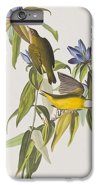 Connecticut Warbler IPhone 7 Plus Case by John James Audubon