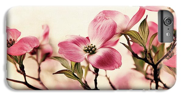 IPhone 7 Plus Case featuring the photograph Delicate Dogwood by Jessica Jenney