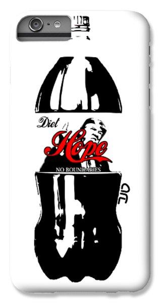 Aerosol iPhone 7 Plus Case - Diet Hope by Art By Art
