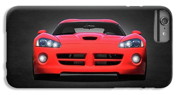 Viper iPhone 7 Plus Case - Dodge Viper by Mark Rogan