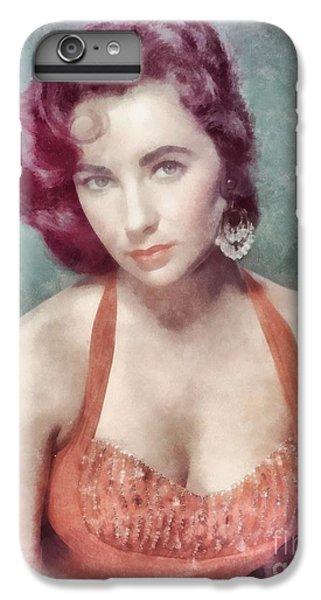 Elizabeth Taylor By John Springfield IPhone 7 Plus Case