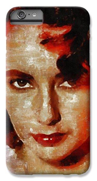 Elizabeth Taylor IPhone 7 Plus Case