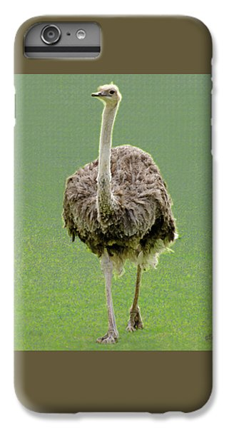 Emu IPhone 7 Plus Case by Ellen Henneke
