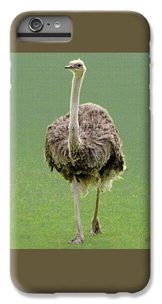 Emu IPhone 7 Plus Case by Ellen Henneke