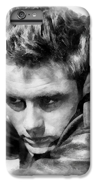 James Dean By John Springfield IPhone 7 Plus Case by John Springfield