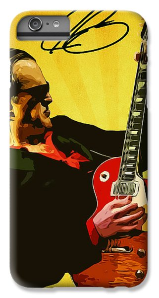 Joe Bonamassa IPhone 7 Plus Case by Semih Yurdabak