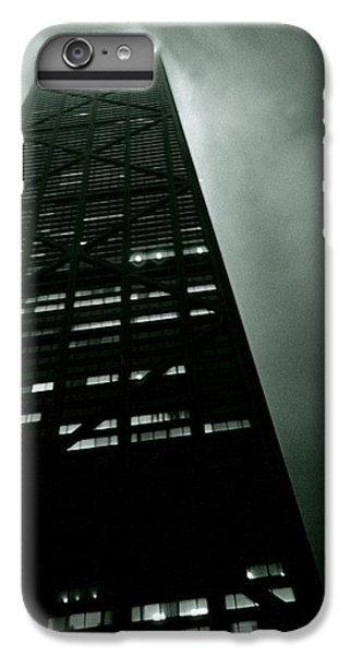Hancock Building iPhone 7 Plus Case - John Hancock Building - Chicago Illinois by Michelle Calkins