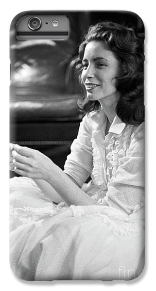 June Carter, 1956 IPhone 7 Plus Case by The Harrington Collection