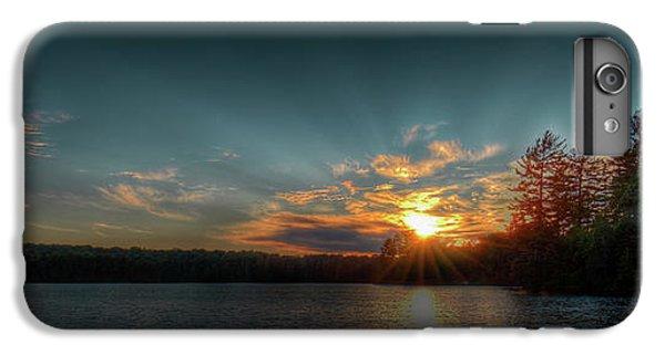 June Sunset On Nicks Lake IPhone 7 Plus Case by David Patterson