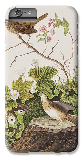 Lincoln Finch IPhone 7 Plus Case