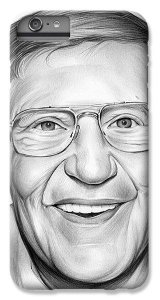 Lou Holtz IPhone 7 Plus Case by Greg Joens