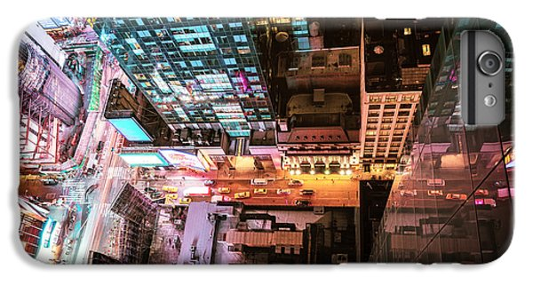 New York City - Night IPhone 7 Plus Case by Vivienne Gucwa