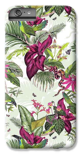 Nicaragua IPhone 7 Plus Case by Jacqueline Colley