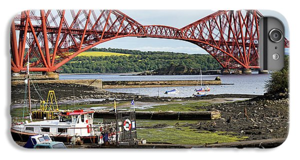 IPhone 7 Plus Case featuring the photograph North Queensferry by Jeremy Lavender Photography