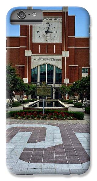 Oklahoma Memorial Stadium IPhone 7 Plus Case