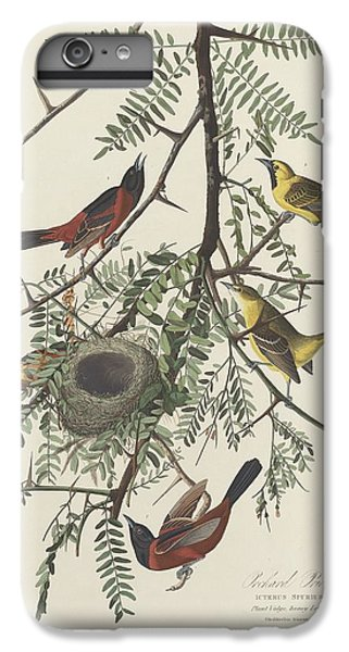 Orchard Oriole IPhone 7 Plus Case by Anton Oreshkin