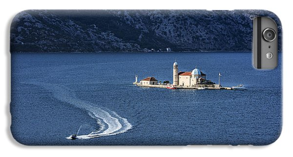 Jet Ski iPhone 7 Plus Case - Our Lady Of The Rocks Church by John Greim