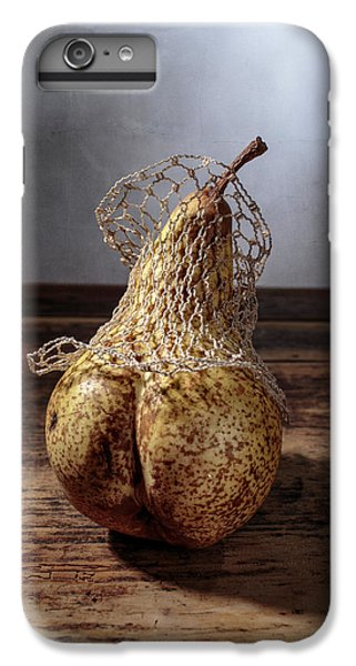 Pear IPhone 7 Plus Case by Nailia Schwarz
