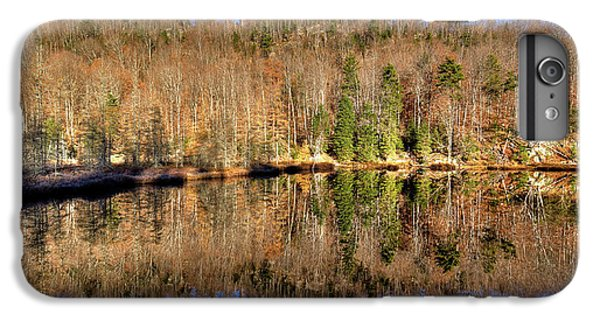 IPhone 7 Plus Case featuring the photograph Pond Reflections by David Patterson