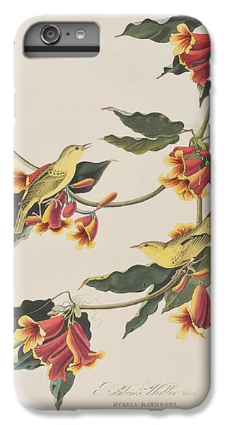 Rathbone Warbler IPhone 7 Plus Case by John James Audubon