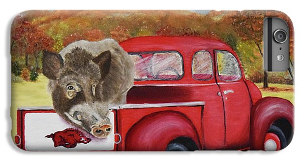 Ridin' With Razorbacks 2 IPhone 7 Plus Case