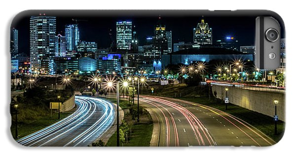 Round The Bend IPhone 7 Plus Case by Randy Scherkenbach