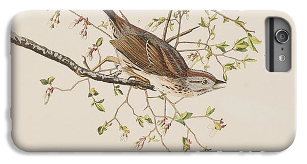 Song Sparrow IPhone 7 Plus Case by John James Audubon