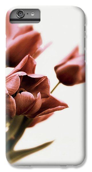 IPhone 7 Plus Case featuring the photograph Still Life Tulips by Jessica Jenney