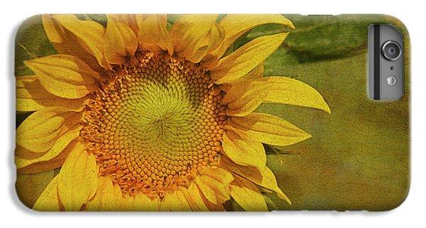 Sunflower iPhone 7 Plus Case - Sunflower by Cindi Ressler