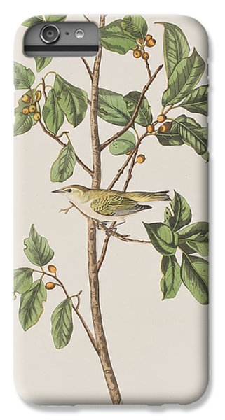 Tennessee Warbler IPhone 7 Plus Case by John James Audubon