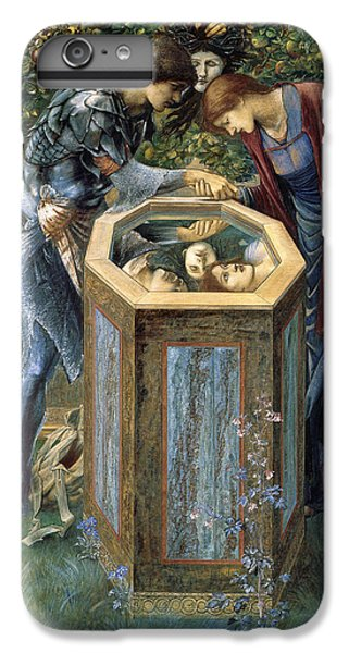 Gorgon iPhone 7 Plus Case - The Baleful Head by Edward Burne-Jones