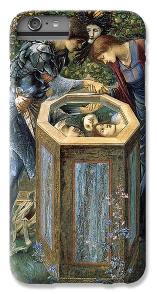 The Baleful Head IPhone 7 Plus Case by Edward Burne-Jones