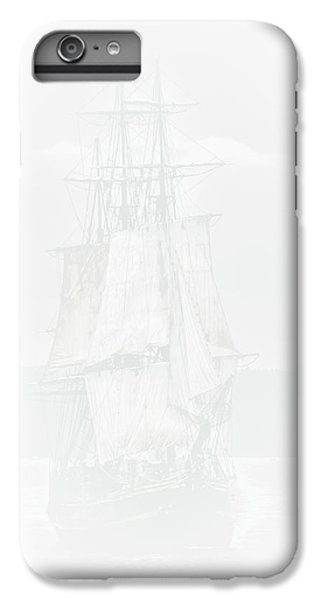 The Ghost Ship IPhone 7 Plus Case by David Patterson