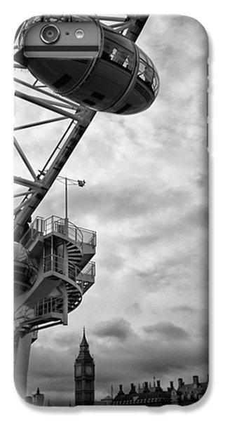 The London Eye IPhone 7 Plus Case by Martin Newman