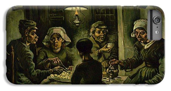 The Potato Eaters, 1885 IPhone 7 Plus Case by Vincent Van Gogh