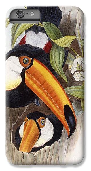 Toucan IPhone 7 Plus Case by John Gould