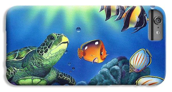 Turtle Dreams IPhone 7 Plus Case