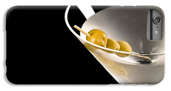 Vodka Martini IPhone 7 Plus Case by Ulrich Schade