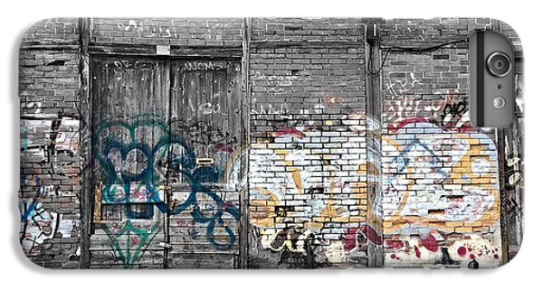 Warehouse In Lisbon IPhone 7 Plus Case by Ehiji Etomi