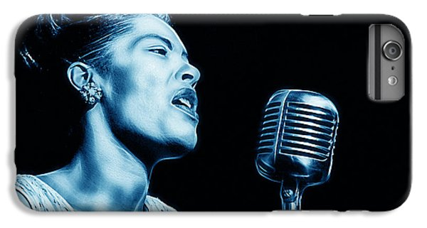 Billie Holiday Collection IPhone 7 Plus Case