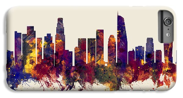 Los Angeles California Skyline IPhone 7 Plus Case