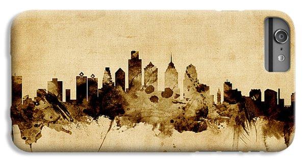 Philadelphia Pennsylvania Skyline IPhone 7 Plus Case by Michael Tompsett
