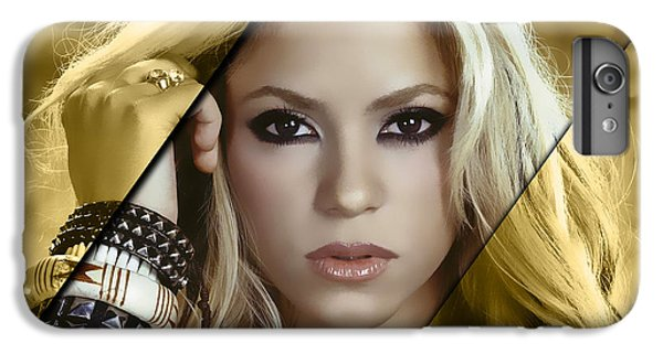 Shakira Collection IPhone 7 Plus Case by Marvin Blaine