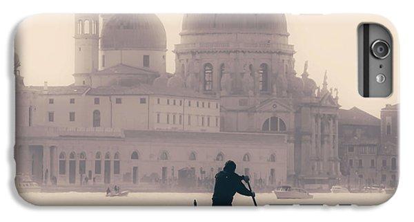 Boats iPhone 7 Plus Case - Venezia by Joana Kruse