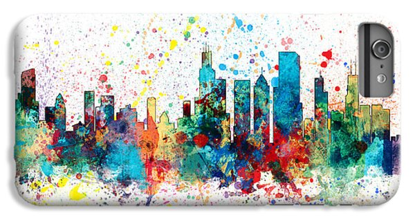 Sears Tower iPhone 7 Plus Case - Chicago Illinois Skyline by Michael Tompsett