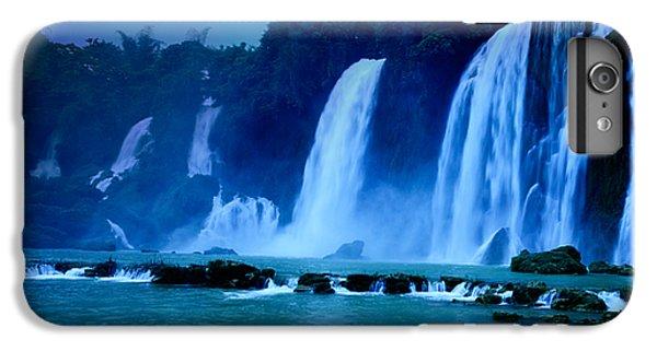Moon iPhone 7 Plus Case - Waterfall by MotHaiBaPhoto Prints